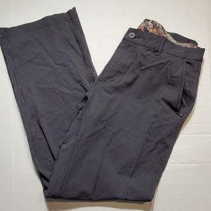 Lululemon Men's size 36 pinstripe pants